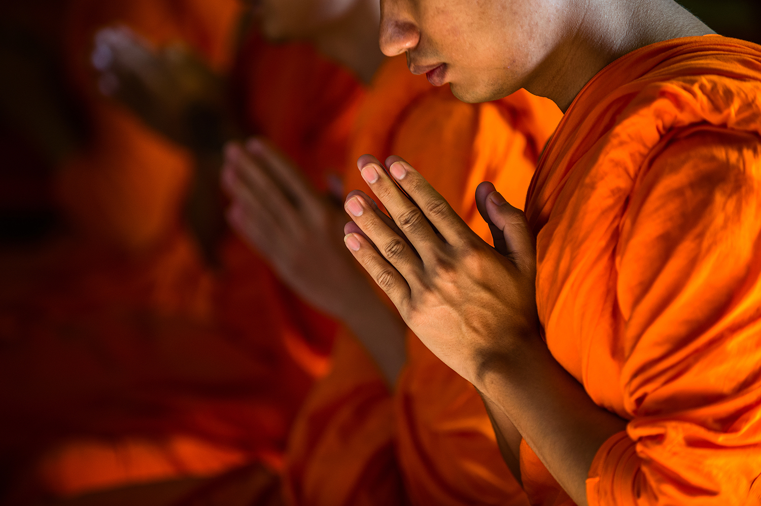 Please Don't! - A short guide to Thai etiquette  - Welcome